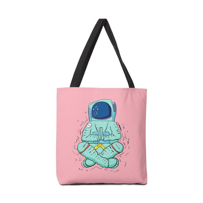 Yogi Astronaut Accessories Bag by Rahimiha's Shop
