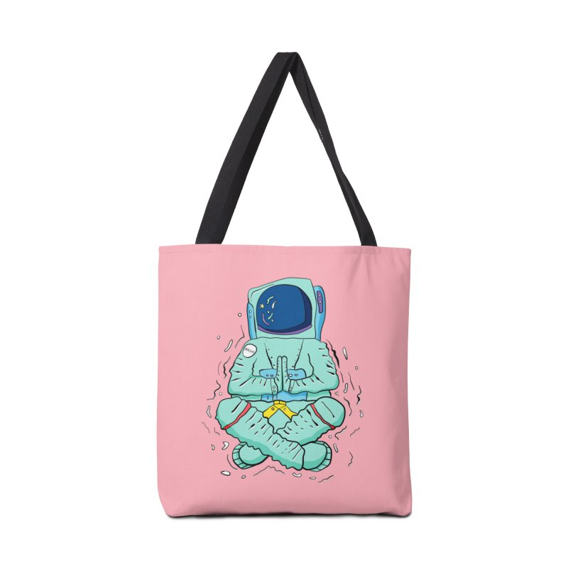 Yogi Astronaut Accessories Bag by Rahimiha's Shop