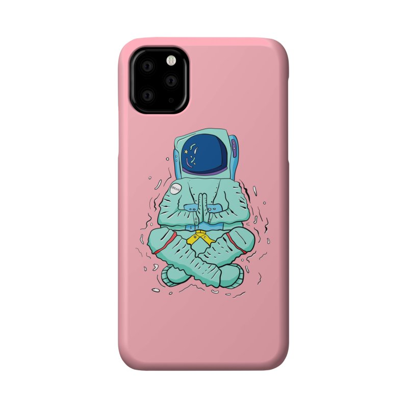Yogi Astronaut Accessories Phone Case by Rahimiha's Shop