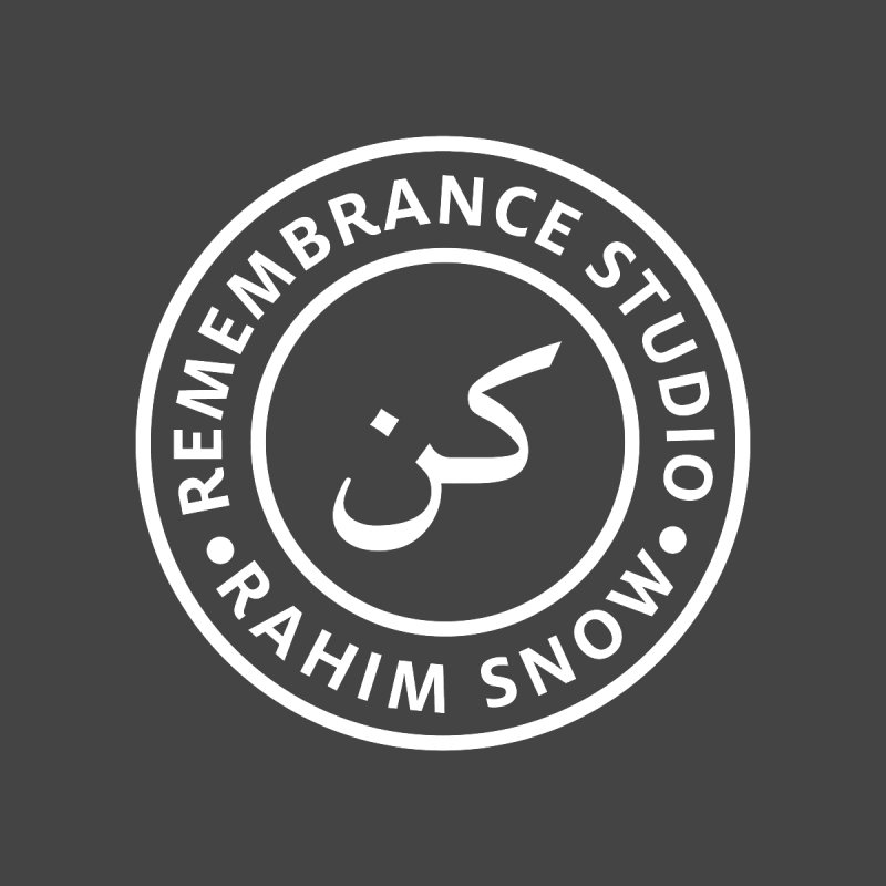 Remembrance Studio (white) by Rahim Snow