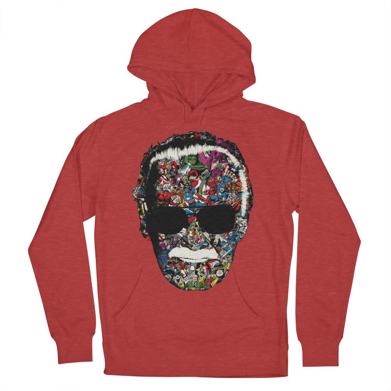 Man of many faces Women's Pullover Hoody by raid71's Shop