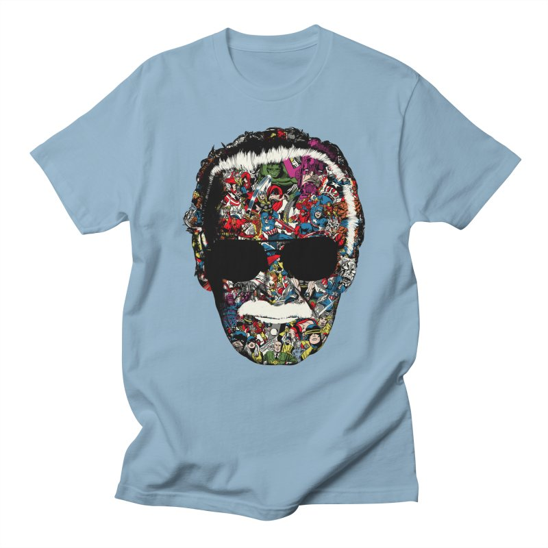 Man of many faces Men's T-shirt by raid71's Shop