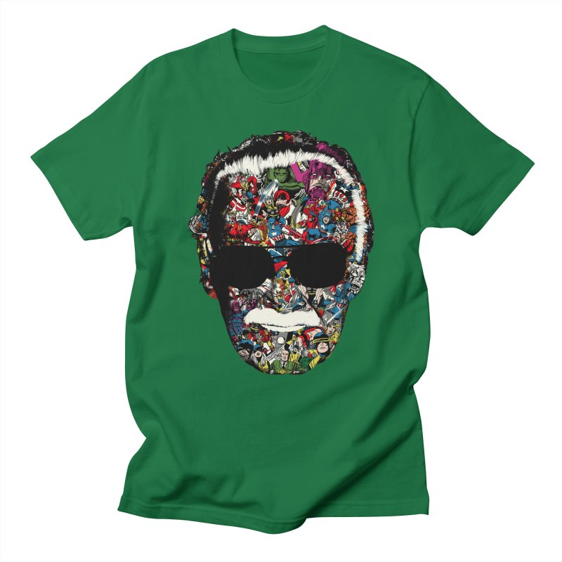 Man of many faces Women's Unisex T-Shirt by raid71's Shop