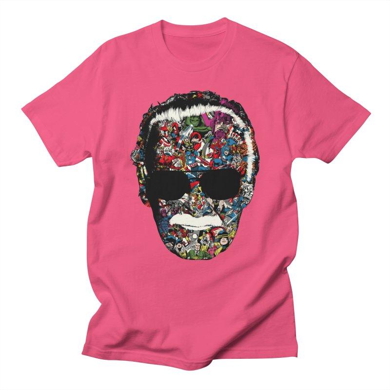 Man of many faces Women's Unisex T-Shirt by raid71's Shop