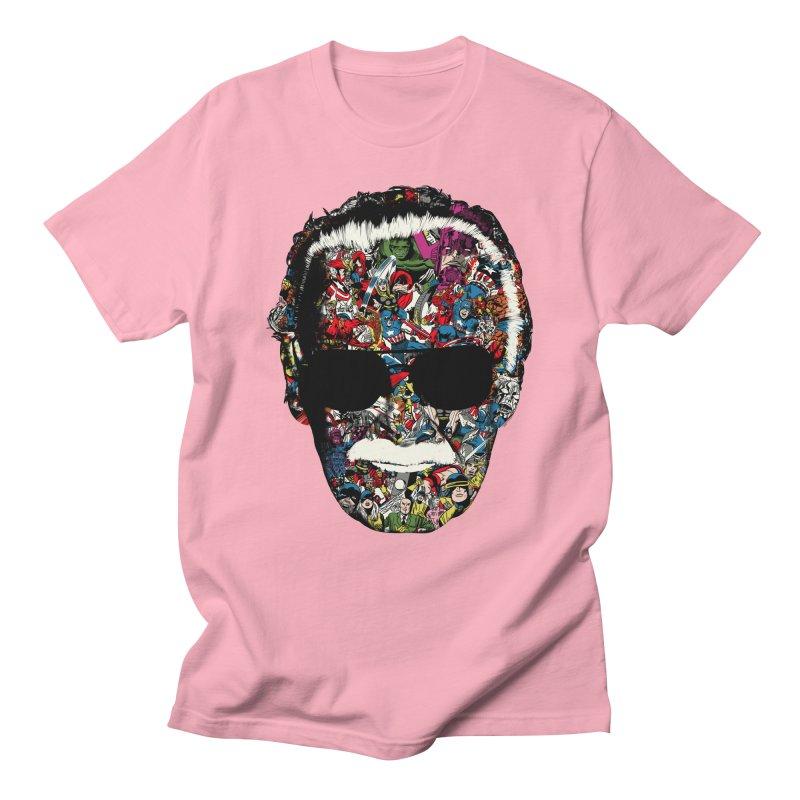 Man of many faces Men's T-Shirt by raid71's Shop