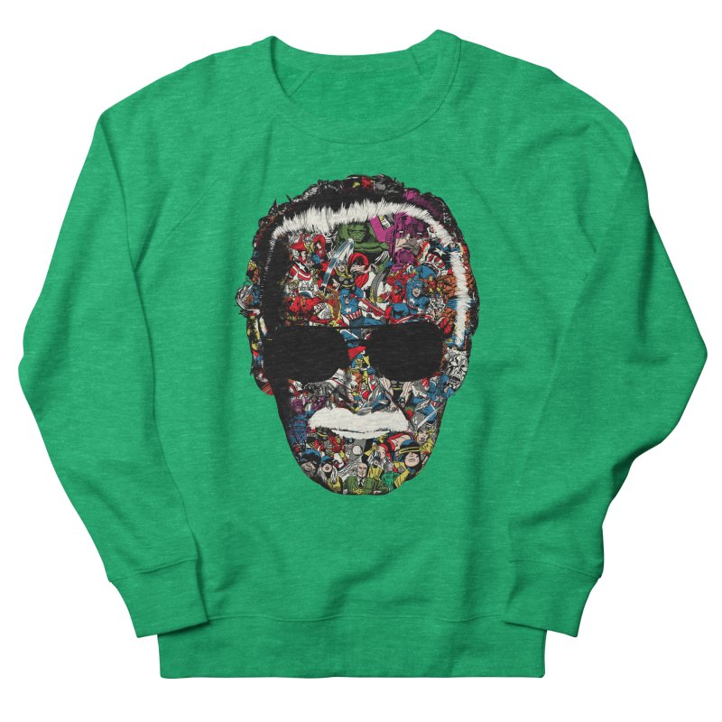 Man of many faces Women's Sweatshirt by raid71's Shop
