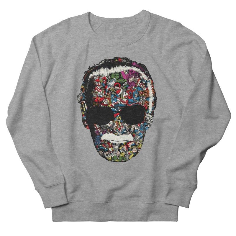 Man of many faces Women's Sweatshirt by raid71's Shop
