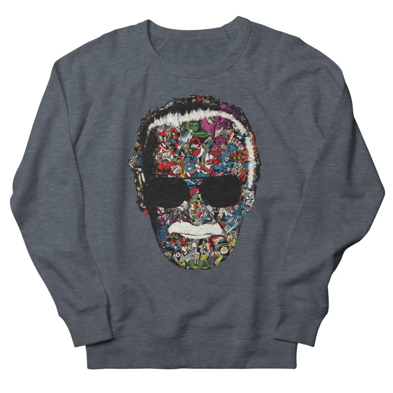 Man of many faces Men's Sweatshirt by raid71's Shop