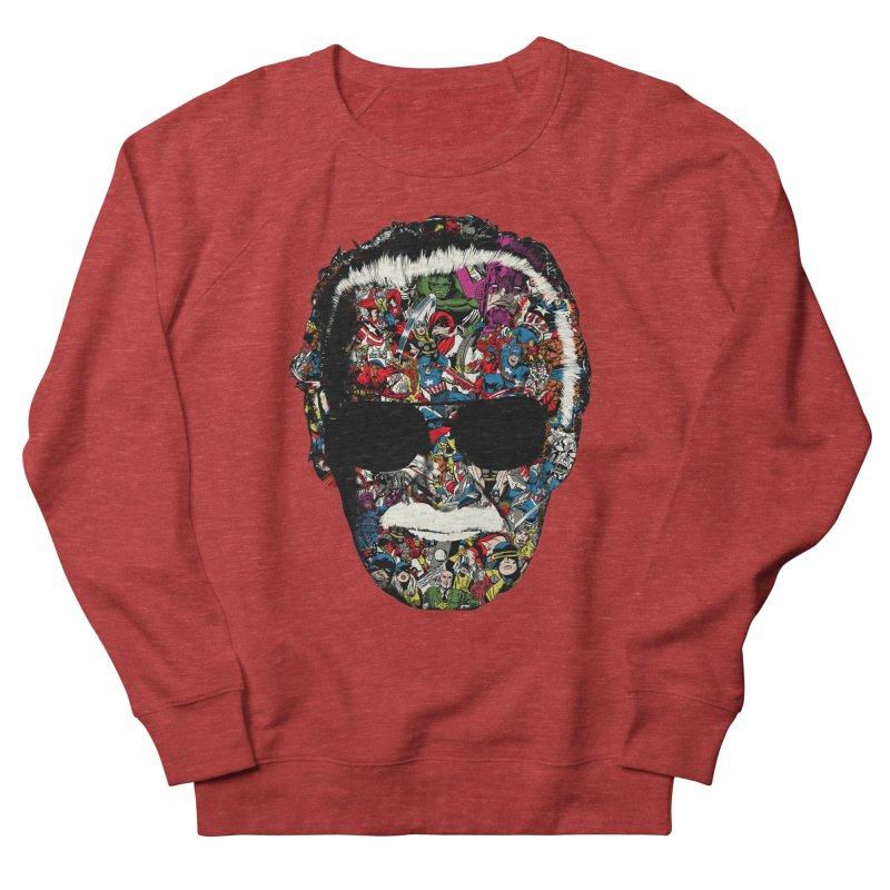 Man of many faces Men's Sweatshirt by raid71's Shop