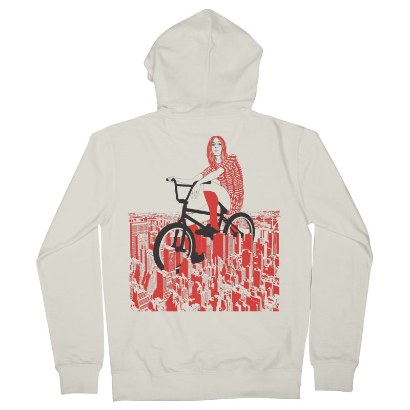 Summer in the city Women's Zip-Up Hoody by raid71's Shop