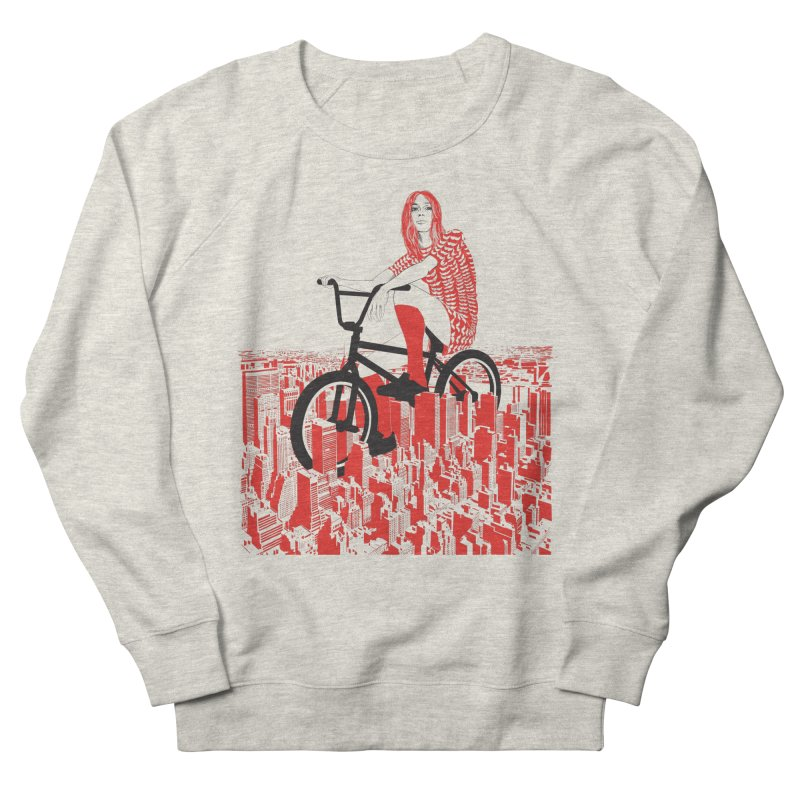 Summer in the city Women's Sweatshirt by raid71's Shop