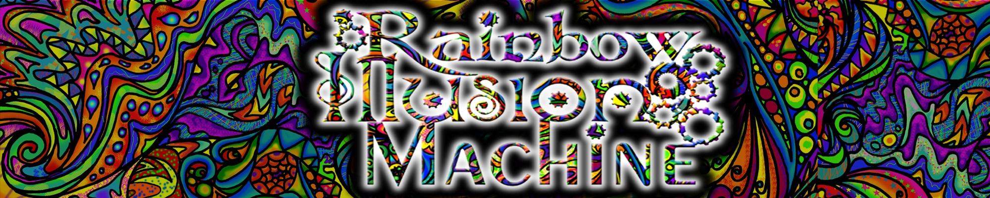 rainbowillusionmachine Cover
