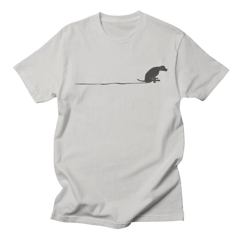 Mutt Shuffle Men's T-Shirt by eggshellgreen's Artist shop