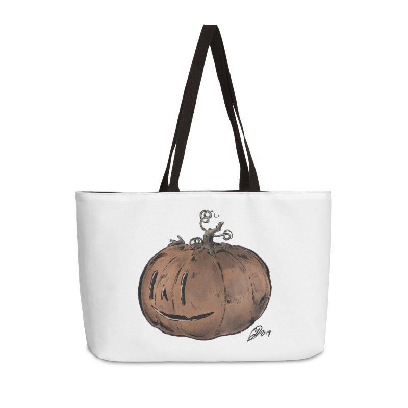 Spooky time Accessories Bag by Raining-Static Art