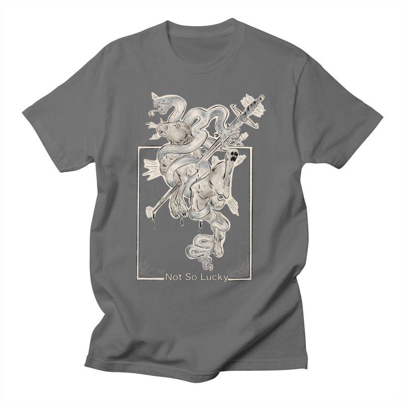 Silly Rabbit Women's T-Shirt by Raining-Static Art