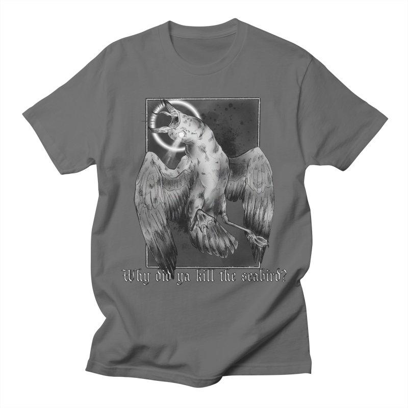 Hark!!! Men's T-Shirt by Raining-Static Art