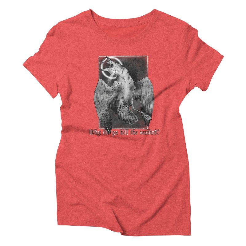 Hark!!! Women's T-Shirt by Raining-Static Art