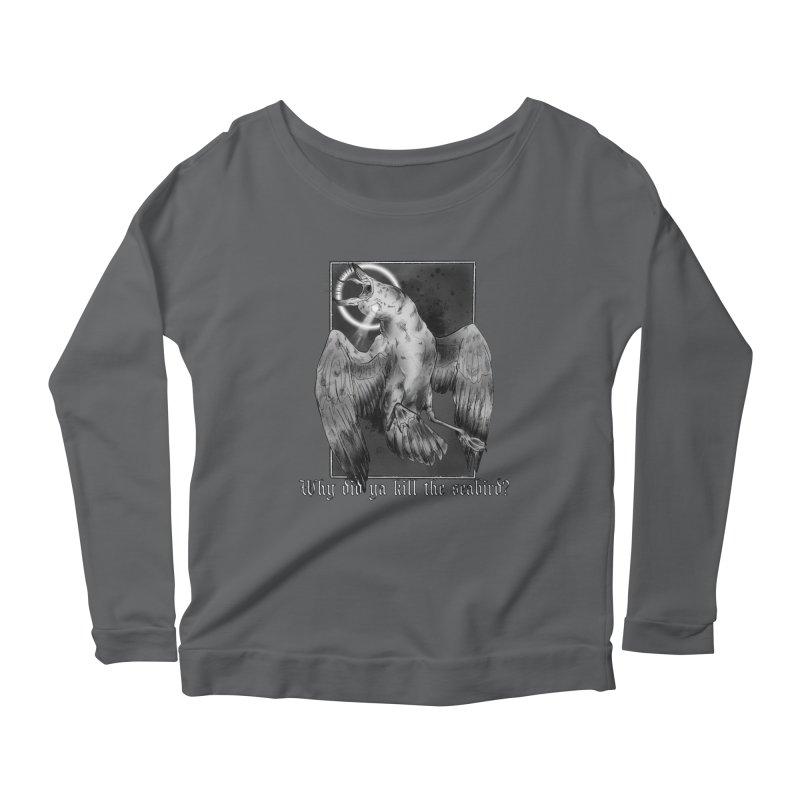 Hark!!! Women's Longsleeve T-Shirt by Raining-Static Art