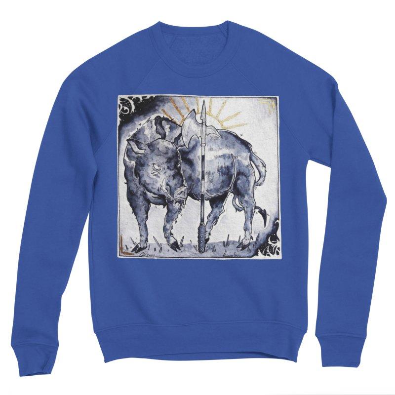 Hogs halberd Men's Sweatshirt by Raining-Static Art