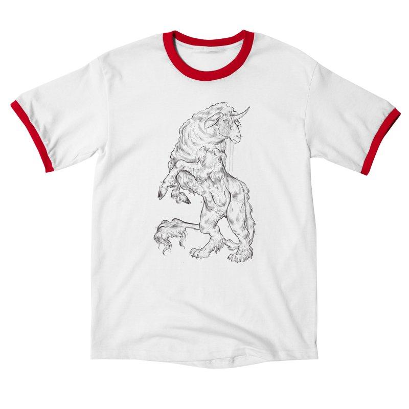Sword keeper 1 Women's T-Shirt by Raining-Static Art