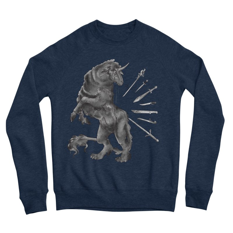 Sword keeper 4 Men's Sweatshirt by Raining-Static Art