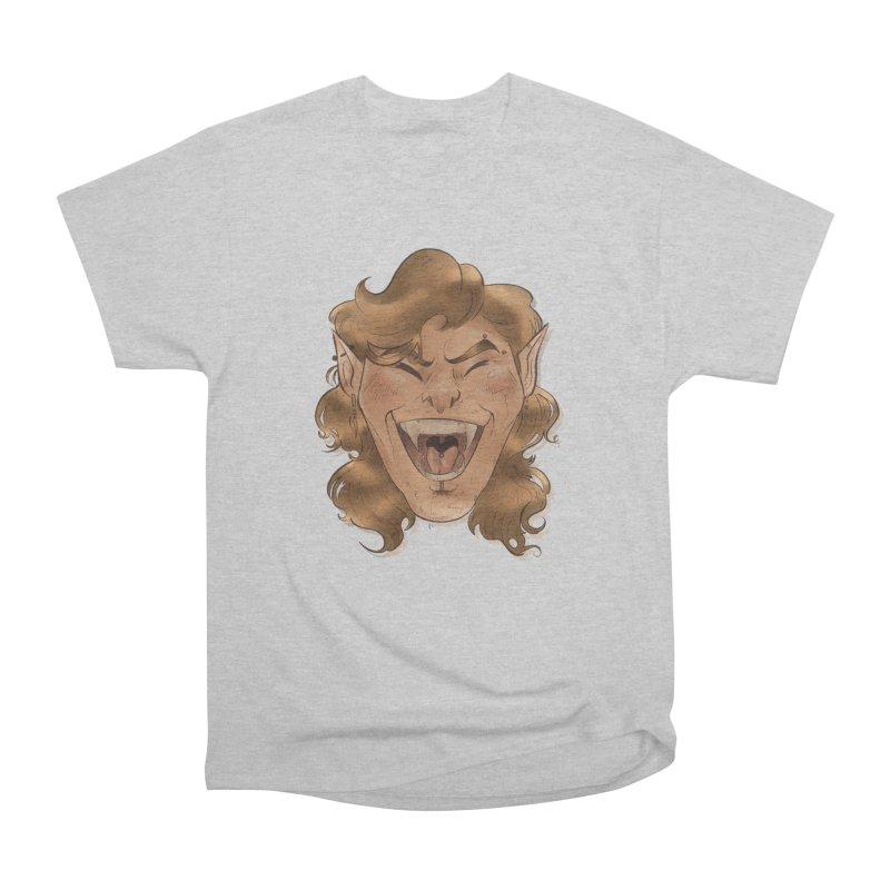 Royce the vampire Men's T-Shirt by Raining-Static Art