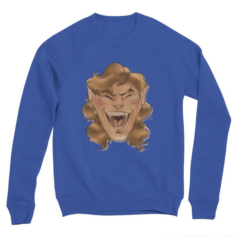 Royce the vampire Men's Sweatshirt by Raining-Static Art