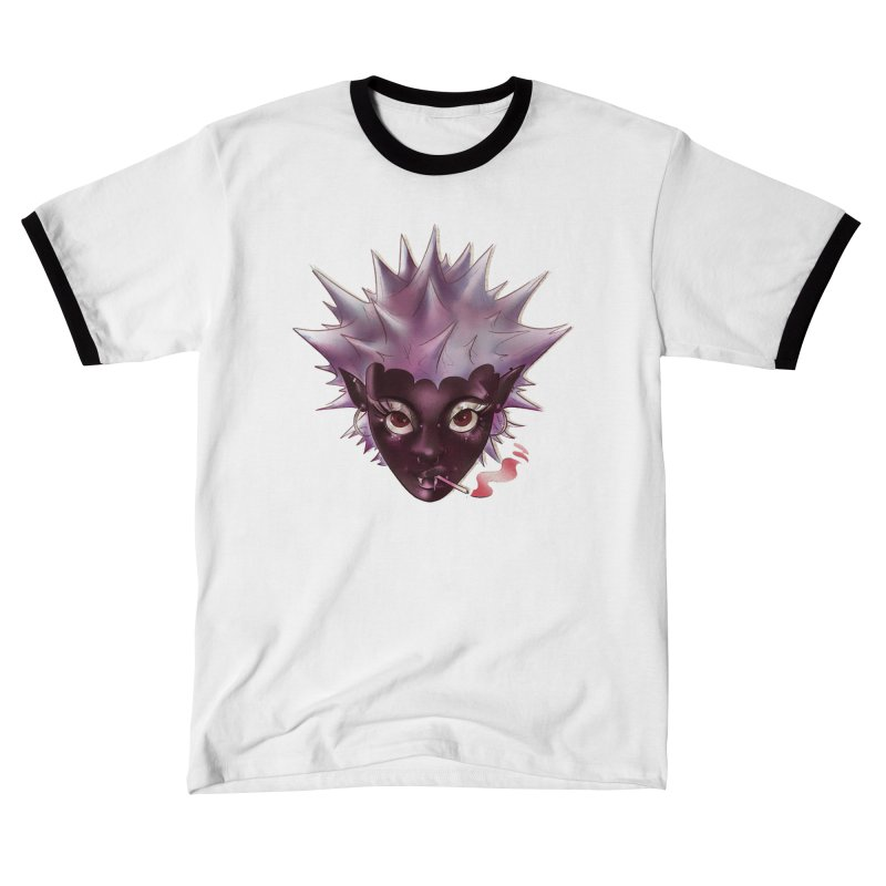 Janet the vampire Women's T-Shirt by Raining-Static Art