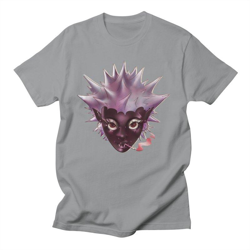 Janet the vampire Men's T-Shirt by Raining-Static Art