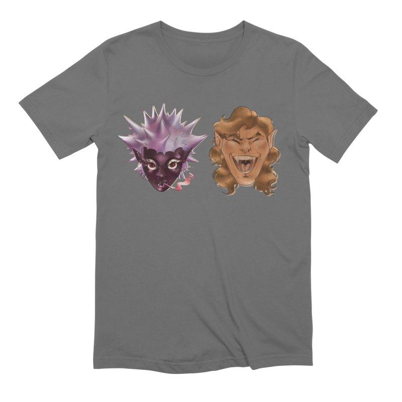 They Men's T-Shirt by Raining-Static Art