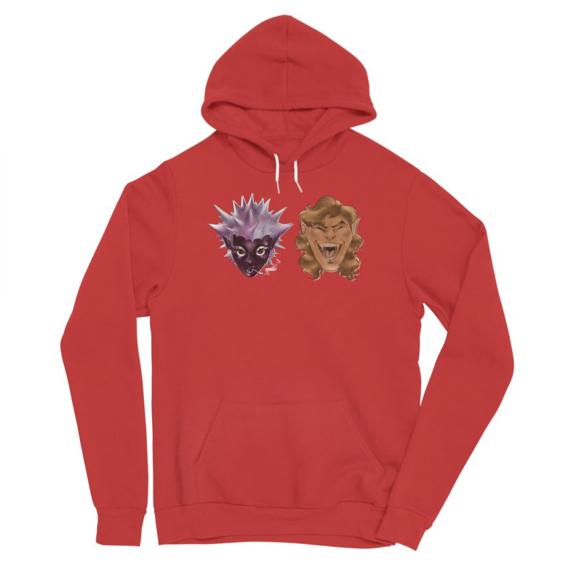 They Women's Pullover Hoody by Raining-Static Art