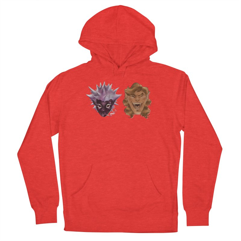 They Men's Pullover Hoody by Raining-Static Art