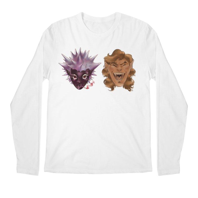 They Men's Longsleeve T-Shirt by Raining-Static Art