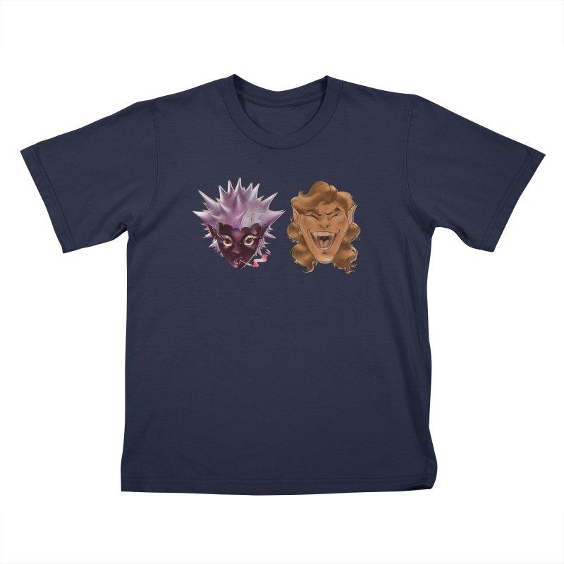 They Kids T-Shirt by Raining-Static Art