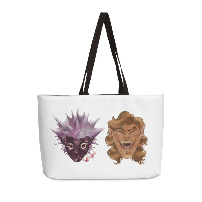 They Accessories Bag by Raining-Static Art
