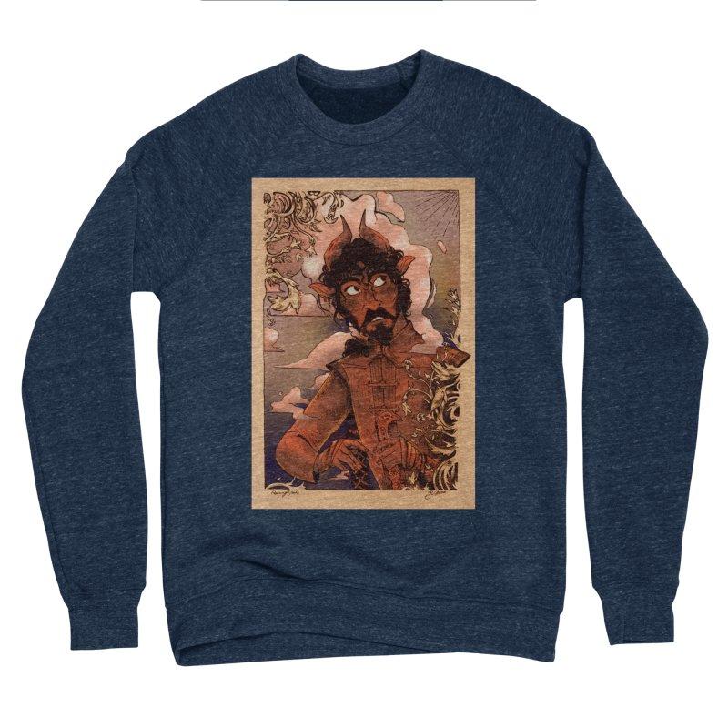 Fear Women's Sweatshirt by Raining-Static Art