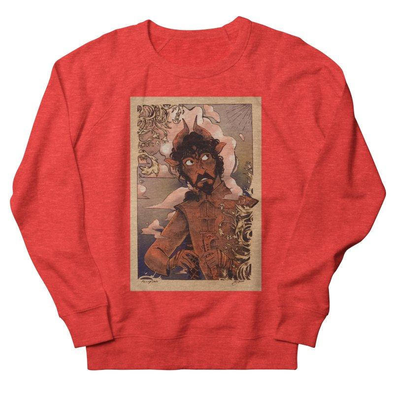 Fear Men's Sweatshirt by Raining-Static Art