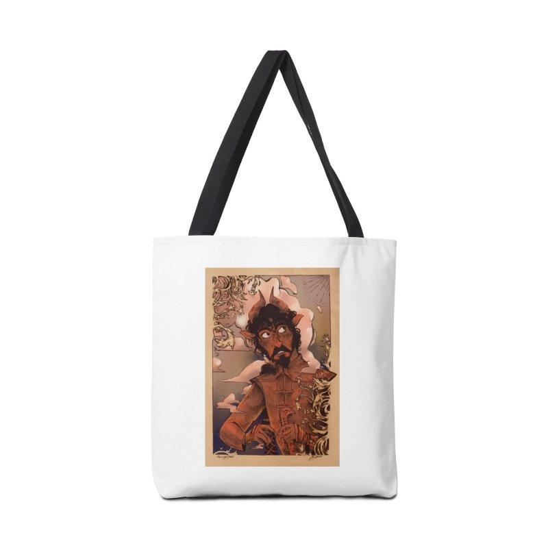 Fear Accessories Bag by Raining-Static Art
