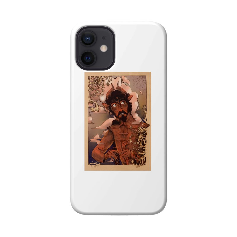 Fear Accessories Phone Case by Raining-Static Art