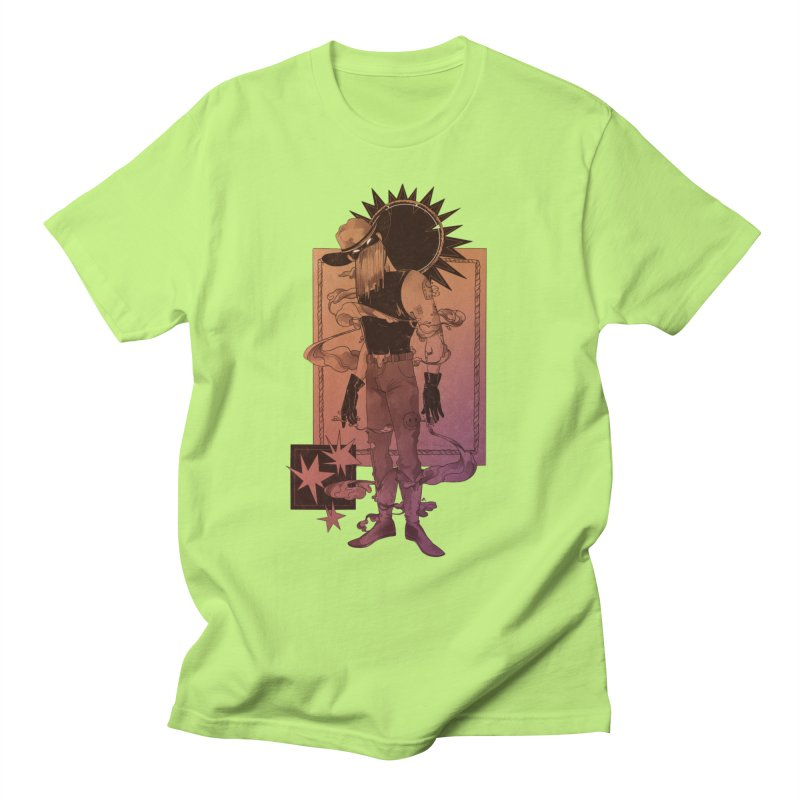 Fell in love with a rider Women's T-Shirt by Raining-Static Art