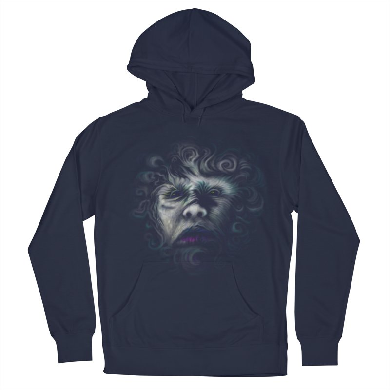 The Beast Men's Pullover Hoody by rainvelle01's Artist Shop