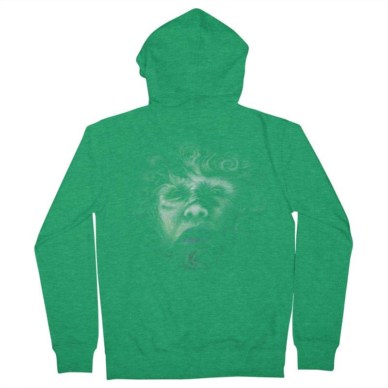 The Beast Men's Zip-Up Hoody by rainvelle01's Artist Shop