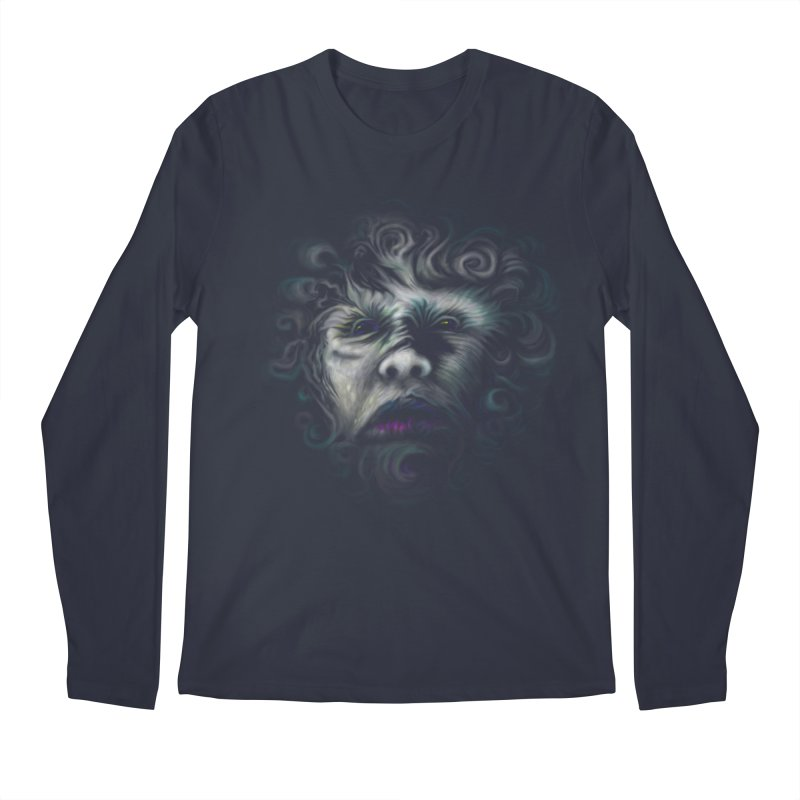 The Beast Men's Longsleeve T-Shirt by rainvelle01's Artist Shop