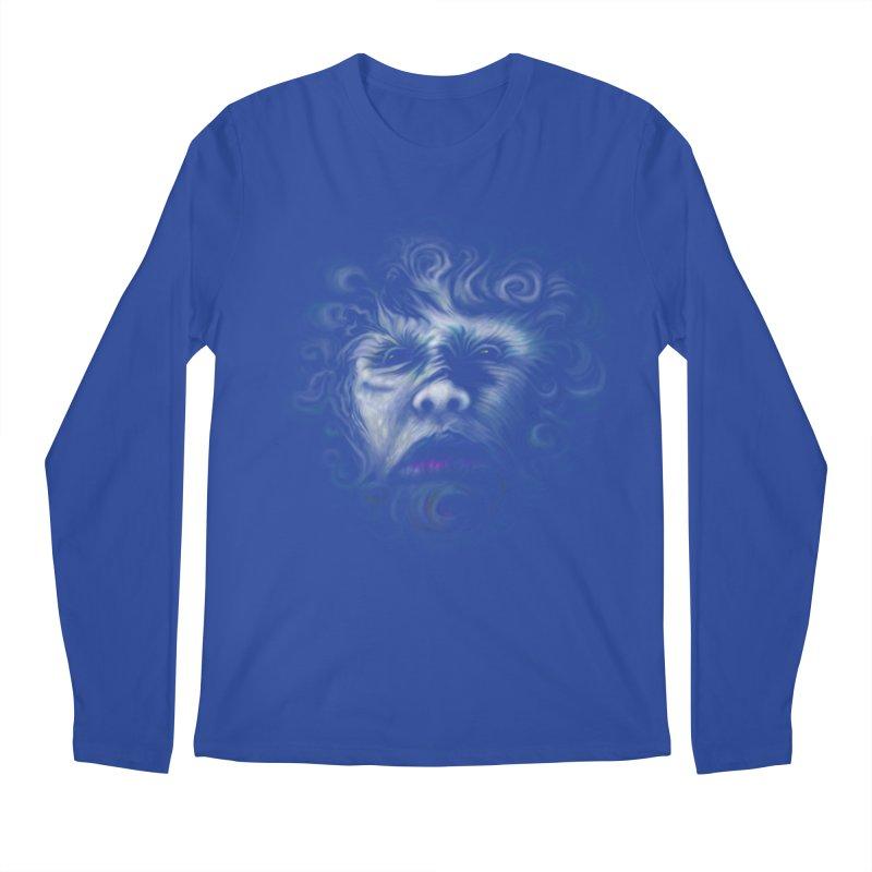 The Beast Men's Longsleeve T-Shirt by rainvelle01's Artist Shop