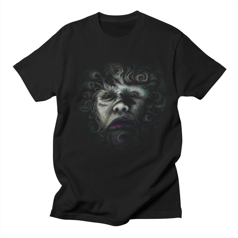 The Beast Women's Unisex T-Shirt by rainvelle01's Artist Shop