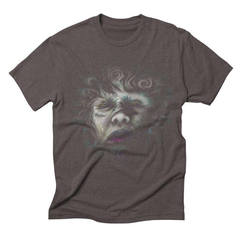 The Beast Men's Triblend T-shirt by rainvelle01's Artist Shop