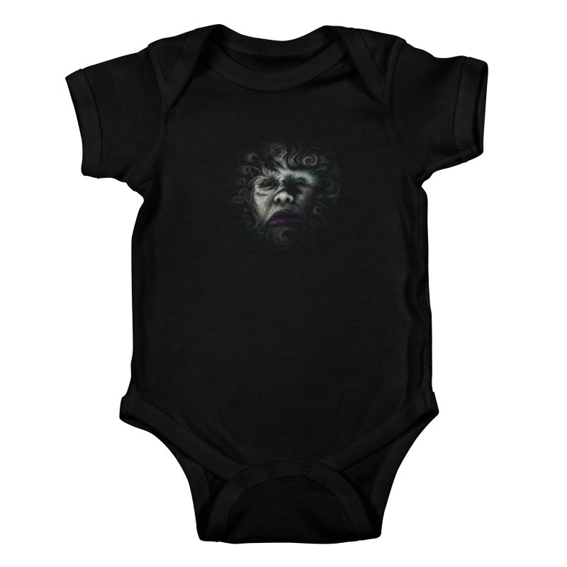 The Beast Kids Baby Bodysuit by rainvelle01's Artist Shop