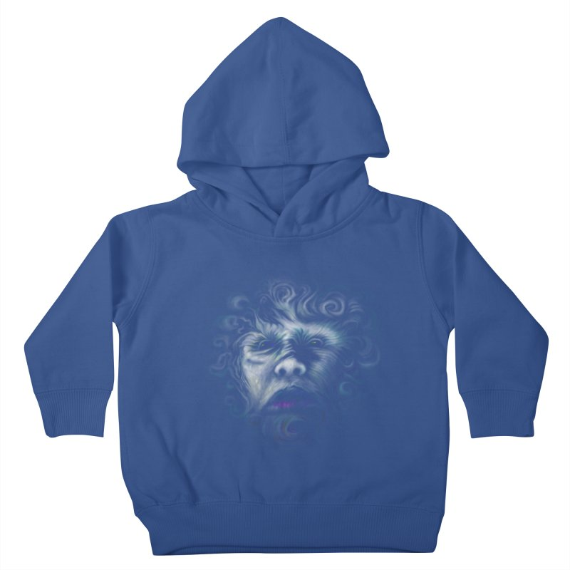 The Beast Kids Toddler Pullover Hoody by rainvelle01's Artist Shop