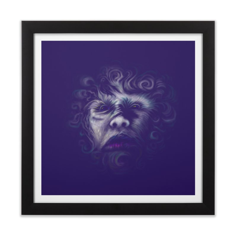 The Beast Home Framed Fine Art Print by rainvelle01's Artist Shop