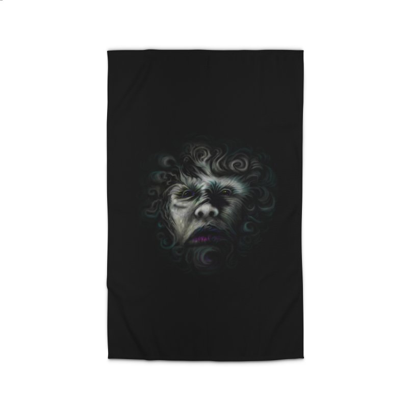 The Beast Home Rug by rainvelle01's Artist Shop